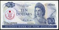 New Zealand - $10 - 2020 Wilks L7 Conference Overprint Banknote - 1 of 10