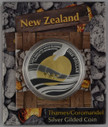 New Zealand - 2006 - Silver Dollar Proof Coin - Gold Rushes [Thames/Coromandel]