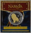 New Zealand - 2006 - Silver Dollar Proof Coin - Narnia - Aslan