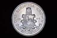 Bermuda - 1964 - Crown - KM14 - Uncirculated (OM-A2972)