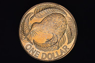 New Zealand - 2004 - One Dollar - KM120 - Almost Uncirculated
