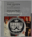 New Zealand - 2007 - Silver Dollar Proof Coin - Royal Diamond Wedding