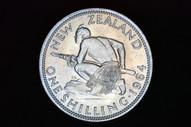 New Zealand - 1964 - Shilling - KM27 - Uncirculated