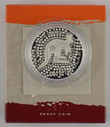 Australia - 2001 - Silver $1 Proof Coin - Silver Kangaroo