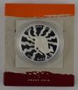 Australia - 2002 - Silver $1 Proof Coin - Silver Kangaroo