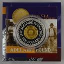 Australia - 2002 - Silver Gilt $10 Proof Coin - 1852 Adelaide Pound