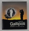 Australia - 2005 -  Silver $1 Proof Coin - 1915 Gallipoli