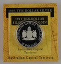 Australia - 1993 - Silver $10 Proof Coin - Australian Capital Territory