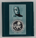 Australia - 1993 - Silver $1 Proof Coin - Sir Charles Kingsford