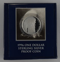 Australia - 1993 - Silver $1 Proof Coin - Sir Henry Parkes