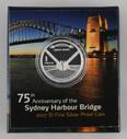 Australia - 2007 -  Silver $1 Proof Coin - 75th Anniversary Sydney Harbor Bridge