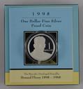 Australia - 1998 - Silver $1 Proof Coin - Howard Florey