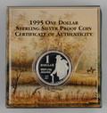 Australia - 1995 - Silver $1 Proof Coin - Waltzing Matilda