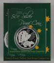 Australia - 2004 - Silver 50c Proof Coin - Primary School Design