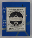 Australia - 1998 - Silver $1 Proof Coin - New Parliament House