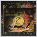 New Zealand - 2015 - Gold $10 Proof Coin - Kiwi