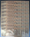 Indian Rupees Banknote Collection - 27 Notes - Unique Serials