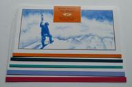New Zealand - 1992 - $5 $10 $20 $50 $100 Uncut Block Of 4 - AA Paper Notes