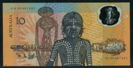 Australia - 1988 - $10 Polymer Banknote - Bicentennial - Folder