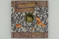 New Zealand - 2006 - Uncirculated Dollar Coin - Gold Rushes [Thames/Coromandel]
