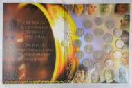 New Zealand - 2003 - Uncirculated 18 Coin Set - The Lord of the Rings