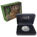 New Zealand - 2017 - $5 Silver Proof Coin - Laughing Owl