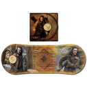 New Zealand - 2013 - $1 Uncirculated Coin - The Hobbit: The Desolation of Smaug