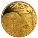 New Zealand - 2018 - $10 Gold Proof Coin - Kiwi