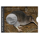 New Zealand - 2018 - Silver Dollar Specimen Coin - Kiwi