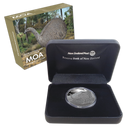 New Zealand - 2018 - $5 Silver Proof Coin - Moa