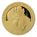 New Zealand - 2018 - $10 Gold Proof Coin - Back From The Brink