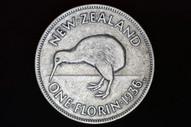 New Zealand - 1936 - Florin - KM4