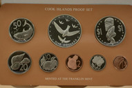 Cook Islands - 1977 - Annual Proof Coin Set