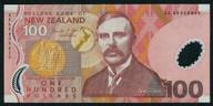 New Zealand - $100 Polymer - Brash - First Prefix - AA99 959620