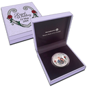 New Zealand - 2018 - Silver Dollar Proof Coin - Royal Wedding