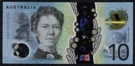 Australia - 2017 - $10 Polymer - EA17 - Final Prefix