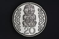 New Zealand - 2015 - Twenty Cents - KM118a - Uncirculated