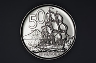 New Zealand - 2015 - 50c - KM119a - Uncirculated