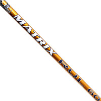 Matrix RUL 60 X-Flex Graphite Shaft + Adapter & Grip