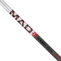 Graphite Design MAD PRO 75 X-Flex Graphite Shaft + Adapter & Grip