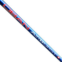 Oban AirBurst 55 Graphite Shaft + Adapter & Grip