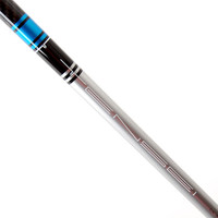 Mitsubishi CK Blue 50 Graphite Shaft + Adapter & Grip
