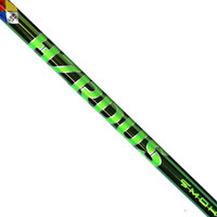 Project X HZRDUS Smoke Green 70 w/ PVD Finish Graphite Shaft + Adapter & Grip