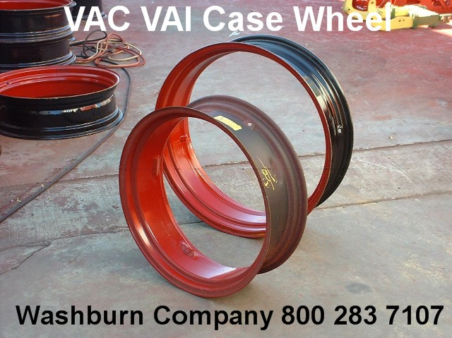 Wheels For VAC Case & VAI Case