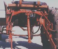 Allis-Chalmers AC Rim for B C & WC Tractor - Washburn Company