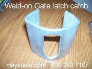 Large Gate Catch Only