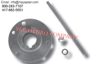 Tapered Bushing Kits, sized for WWE Reducers box size 3