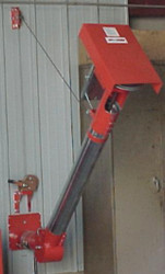 "6""  x 12' Variable Height Grain & Feed Auger"