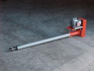 "10"" Portable Bulk Tank Screw Conveyor Auger 22' Long. Made in USA"