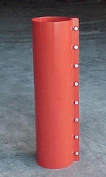 "6"" Auger Tube Coupler"